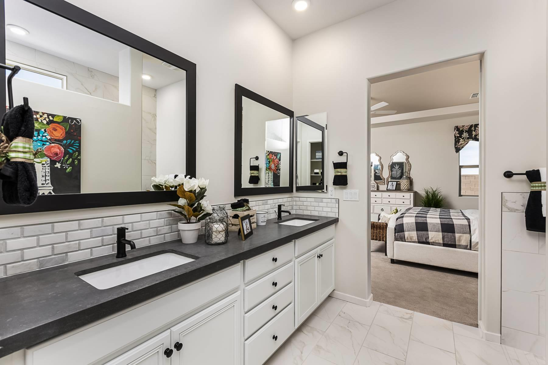 Bathroom featured in the Plan 2929 By Elliott Homes - Arizona in Yuma, AZ