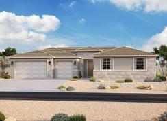 Plan 202 - Las Barrancas: Yuma, Arizona - Elliott Homes - Arizona