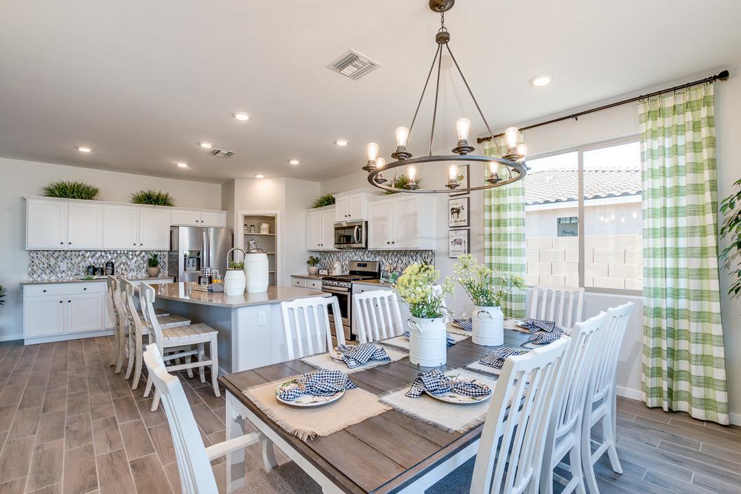 Kitchen featured in the Plan 2121 By Elliott Homes - Arizona in Yuma, AZ