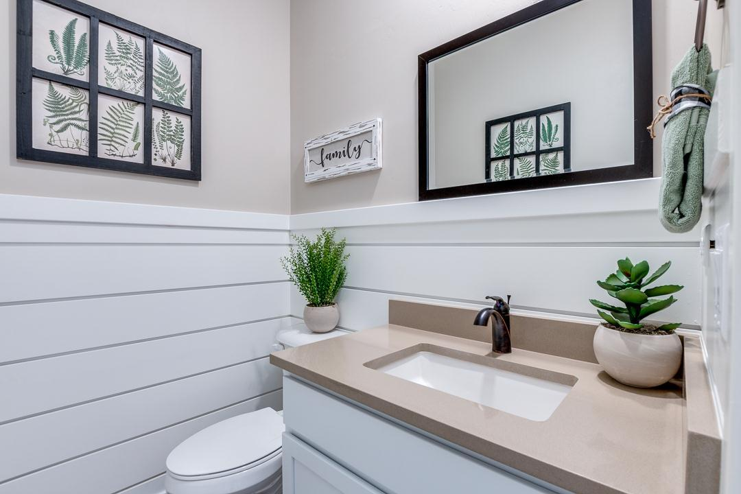 Bathroom featured in the Plan 2121 By Elliott Homes - Arizona in Yuma, AZ