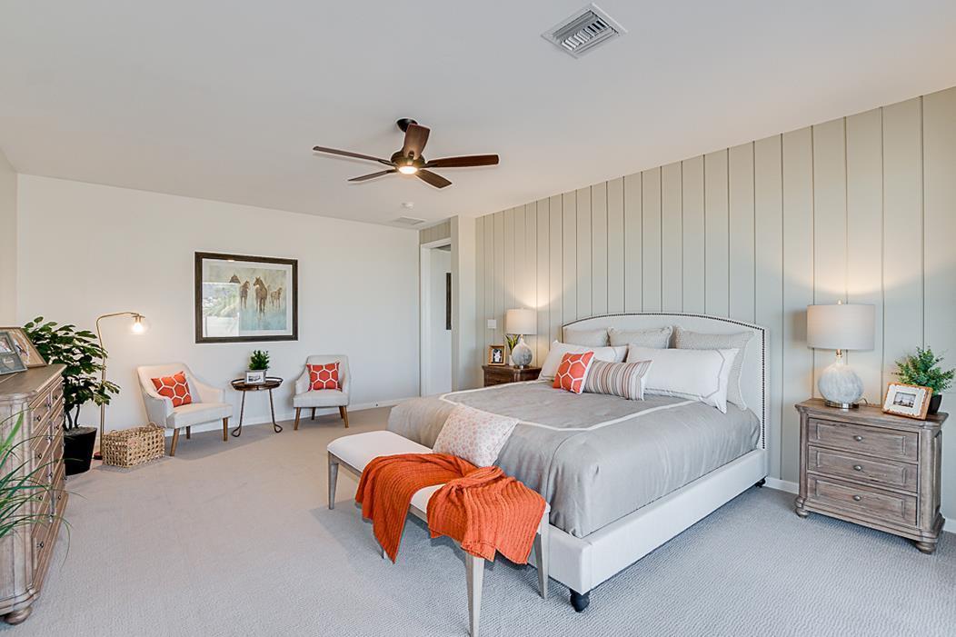 Bedroom featured in the Plan 203 By Elliott Homes - Arizona in Yuma, AZ