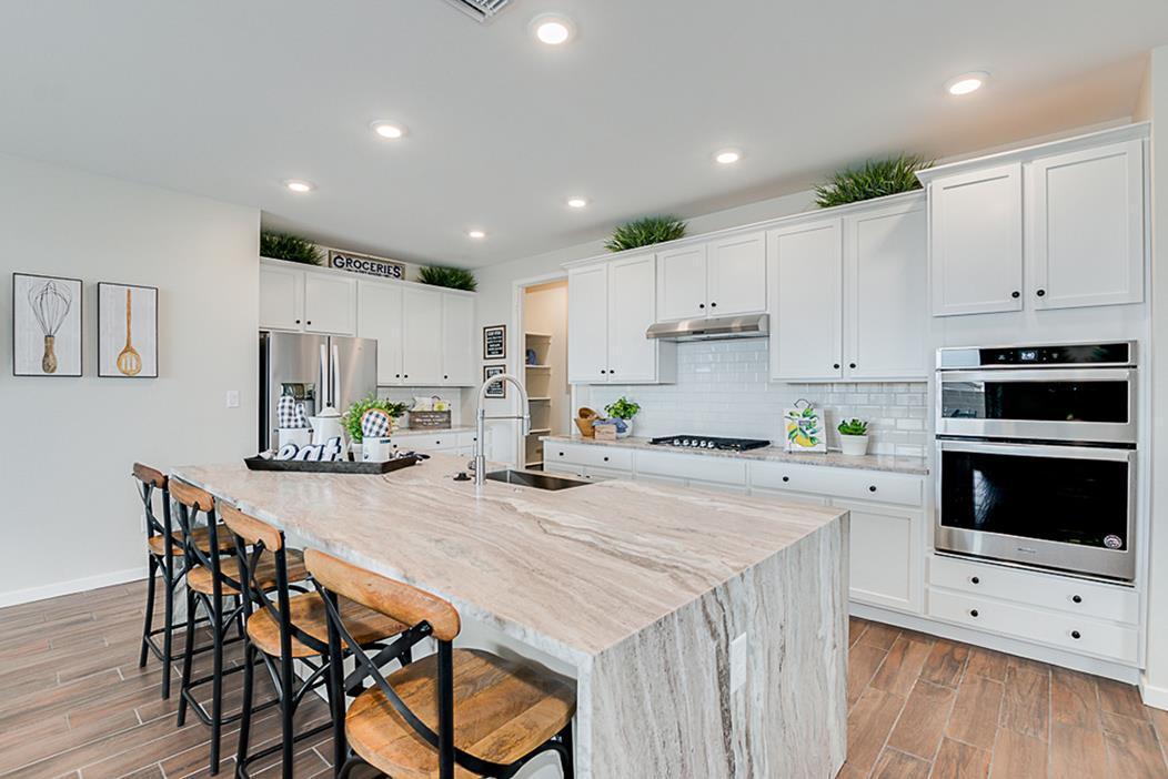 Kitchen featured in the Plan 3102 By Elliott Homes - Arizona in Yuma, AZ