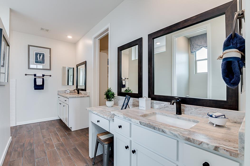 Bathroom featured in the Plan 3102 By Elliott Homes - Arizona in Yuma, AZ