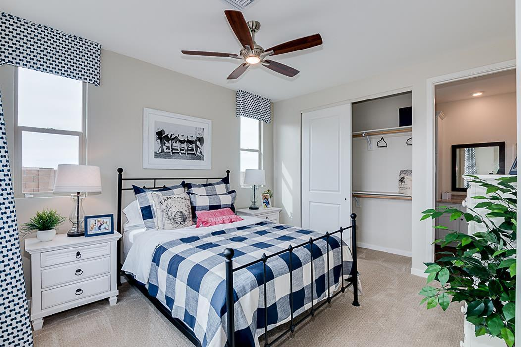 Bedroom featured in the Plan 3102 By Elliott Homes - Arizona in Yuma, AZ