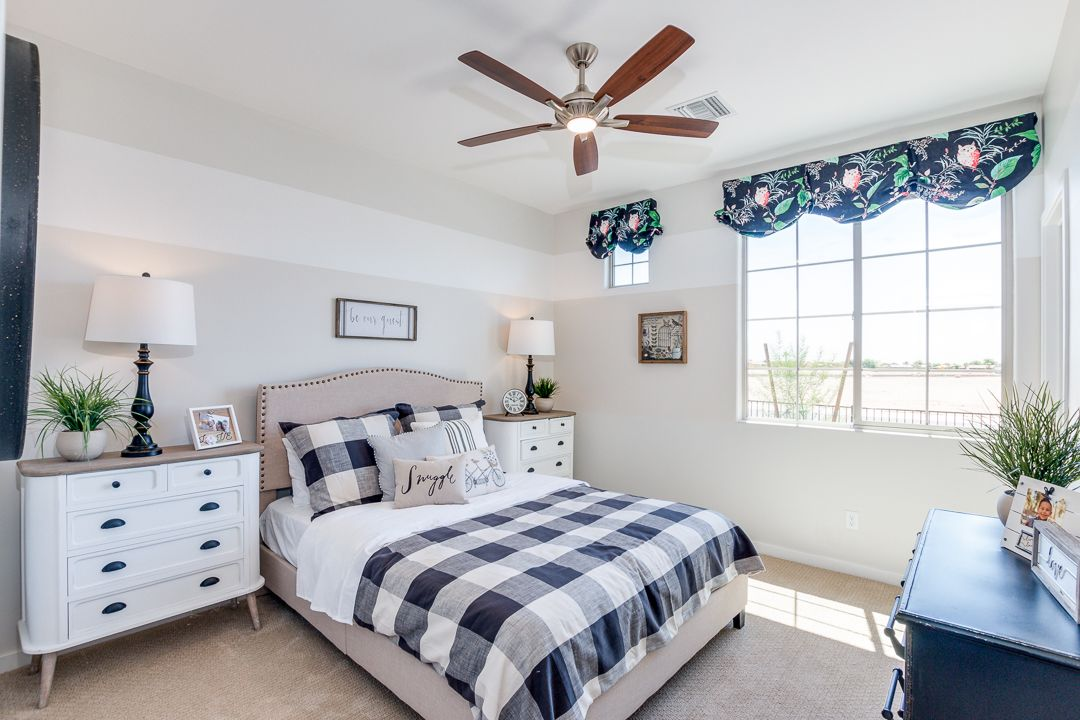 Bedroom featured in the Plan 2121 By Elliott Homes in Yuma, AZ