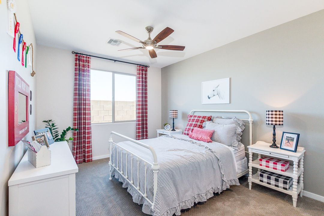 Bedroom featured in the Plan 2342 By Elliott Homes in Yuma, AZ