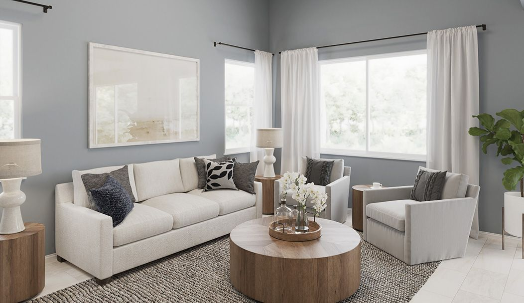 Living Area featured in the 1742 Daffodil Drive By Elliott Homes in Stockton-Lodi, CA