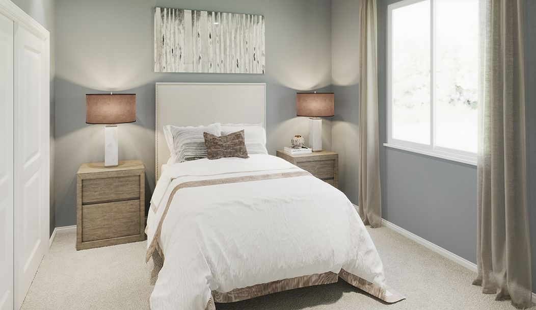 Bedroom featured in the 1742 Daffodil Drive By Elliott Homes in Stockton-Lodi, CA