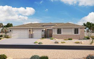 Plan 202 - Las Barrancas: Yuma, Arizona - Elliott Homes