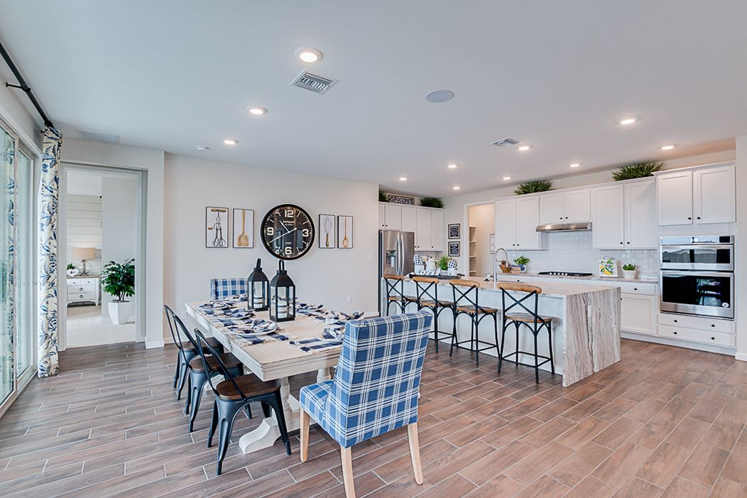 Living Area featured in the Plan 3102 By Elliott Homes in Yuma, AZ