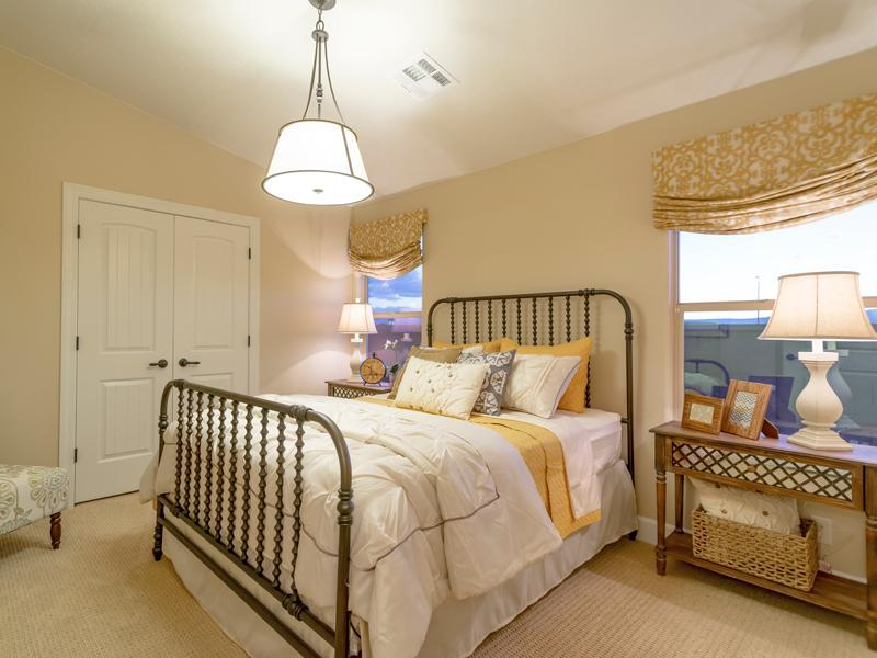 Bedroom featured in the Elmwood Plan 1958 By Ence Homes in St. George, UT