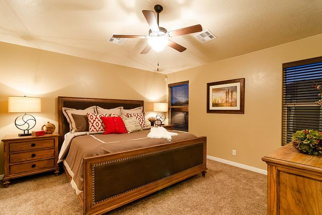 Bedroom featured in the Elmwood Plan 1660 By Ence Homes in St. George, UT