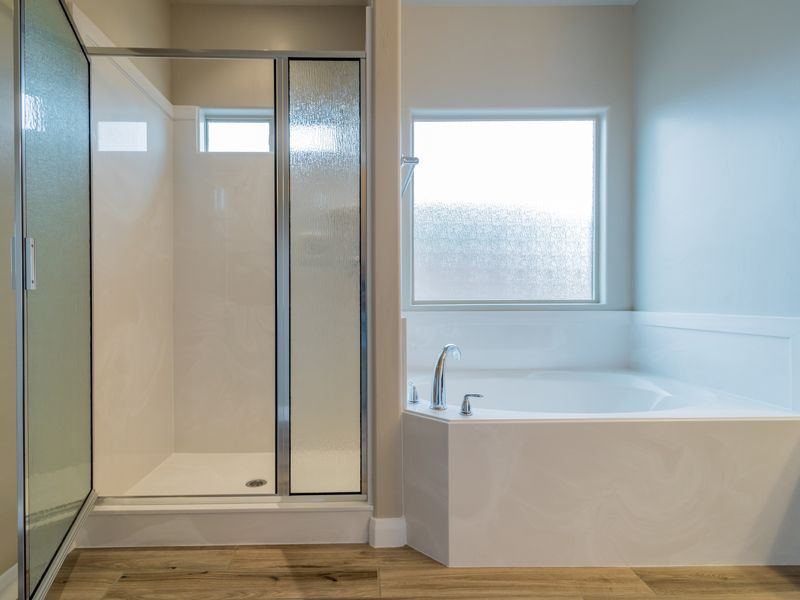 Bathroom featured in the White Sands Plan 3300 By Ence Homes in St. George, UT