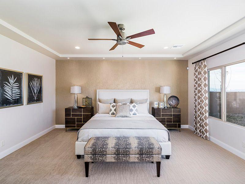 Bedroom featured in the Varano Vistas Plan 2224 By Ence Homes in St. George, UT