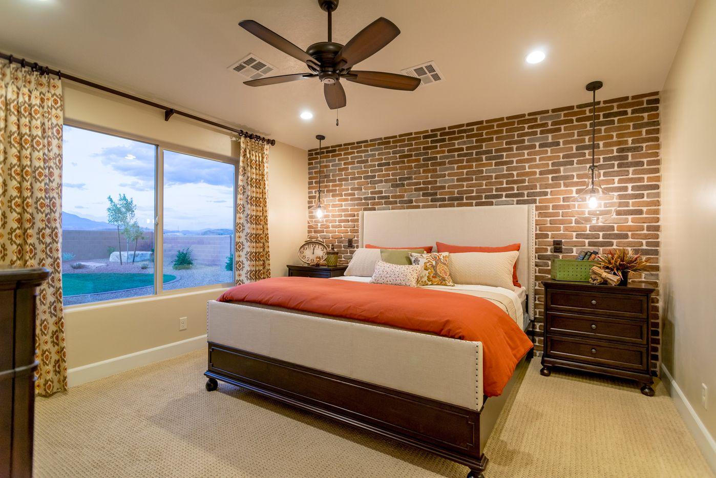 Bedroom featured in the Varano Vistas Plan 1872 By Ence Homes in St. George, UT