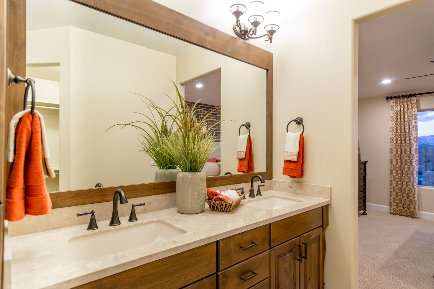 Bathroom featured in the Arroyo Plan 1872 By Ence Homes in St. George, UT