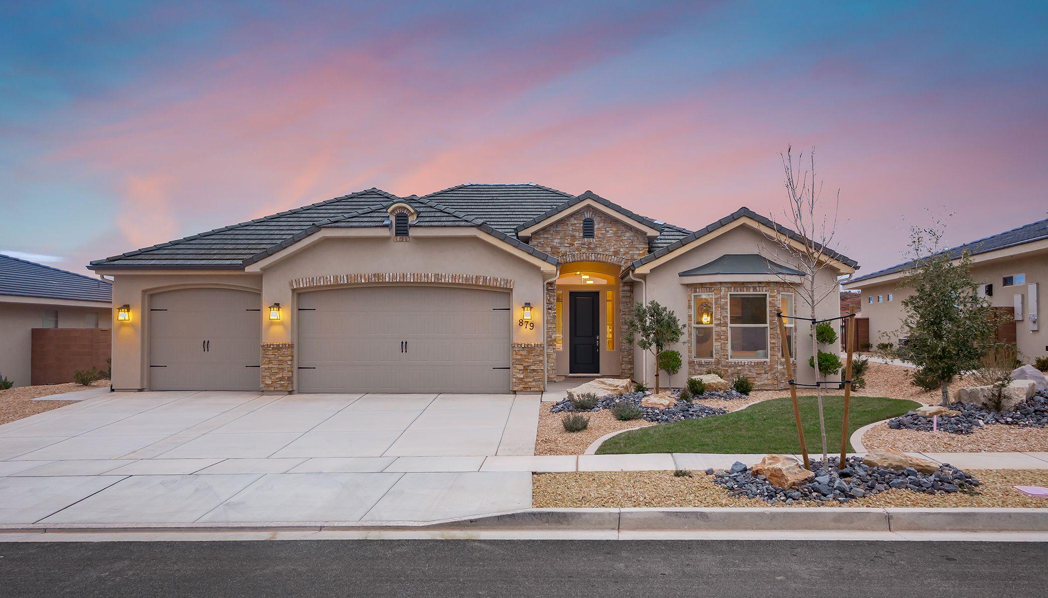 New Homes in Saint George, UT | 16 Communities | NewHomeSource