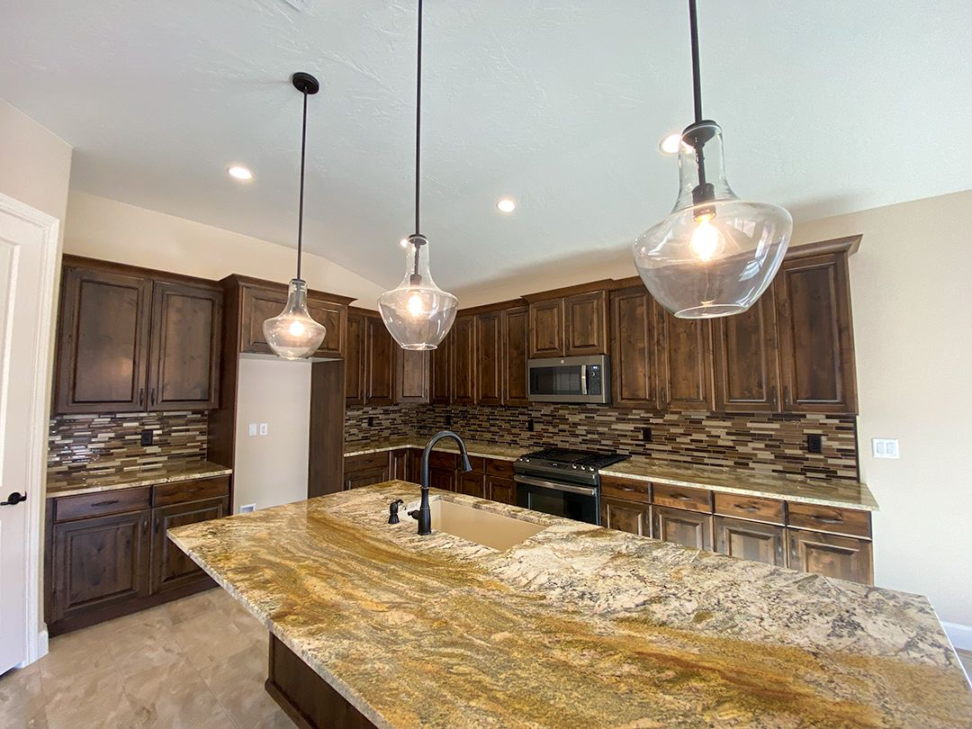 Kitchen featured in the Ocotillo 2592 By Ence Homes in St. George, UT