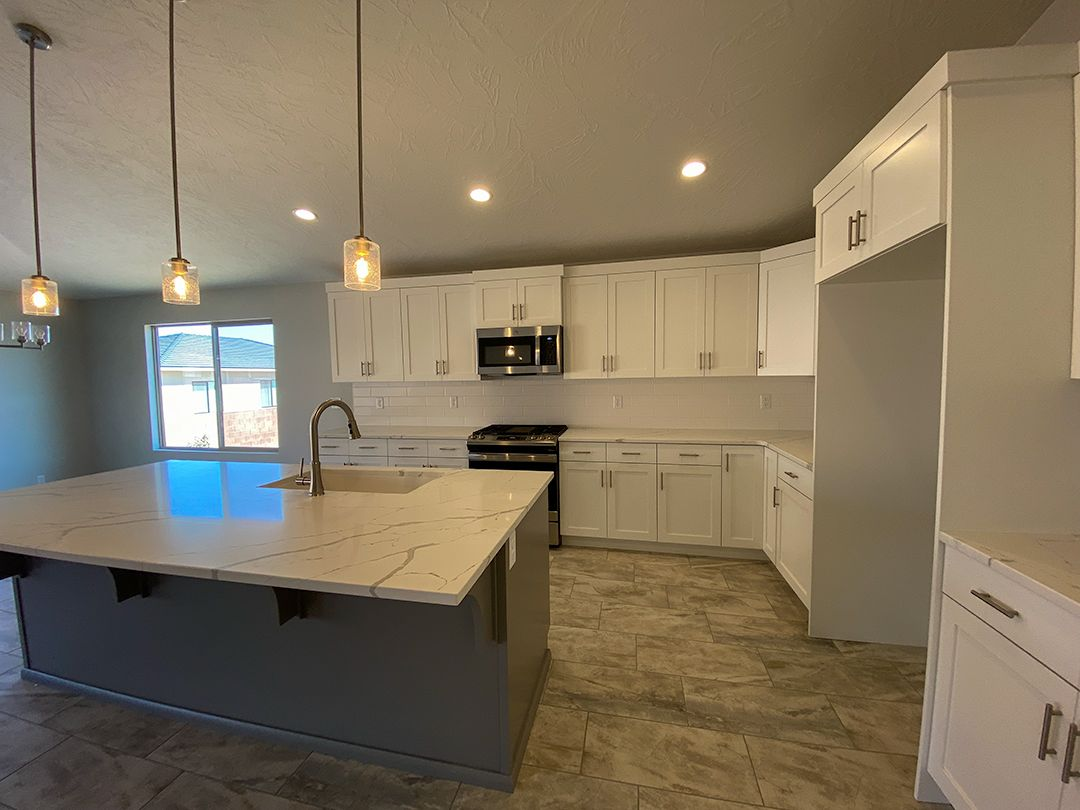 Kitchen featured in the 2592 By Ence Homes in St. George, UT