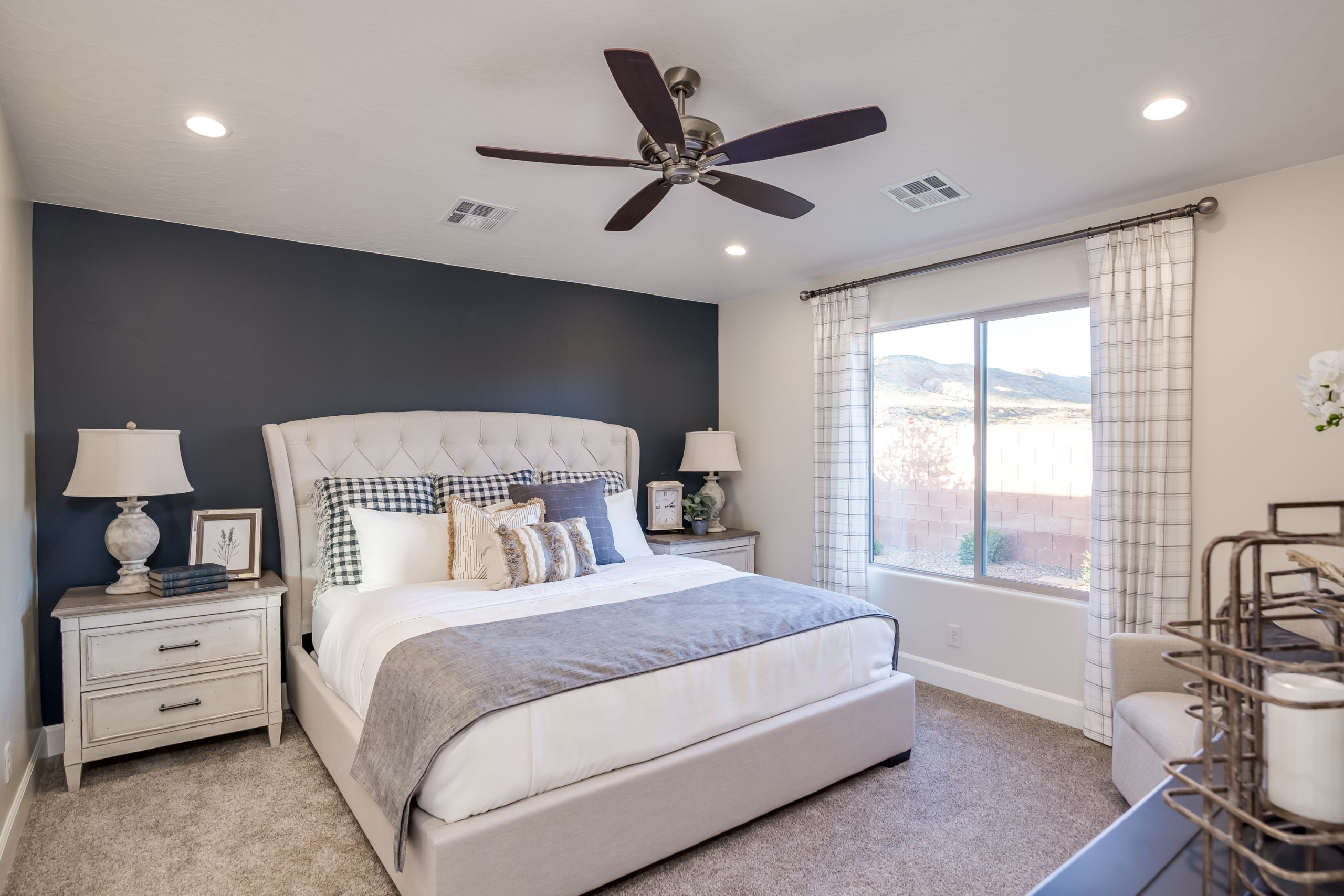 Bedroom featured in the Red Waters Plan 1872 By Ence Homes in St. George, UT