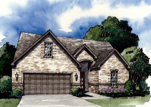 Torino 2 Story - Ladera at the Reserve: Mansfield, Texas - Integrity Group, LLC