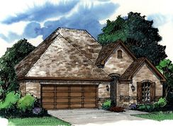 Portico - Ladera at the Reserve: Mansfield, Texas - Integrity Group, LLC
