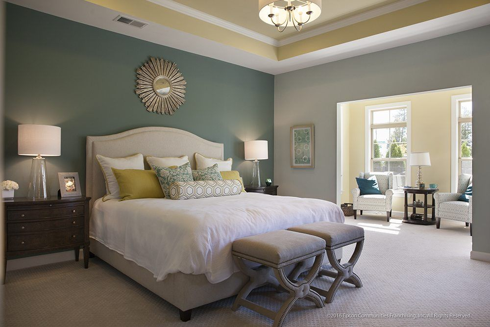 Bedroom featured in the Portico By Epcon Homes and Communities in Sandusky, OH