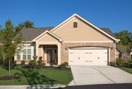 The Courtyards at Tega Cay by NewStyle Communities in Charlotte South Carolina