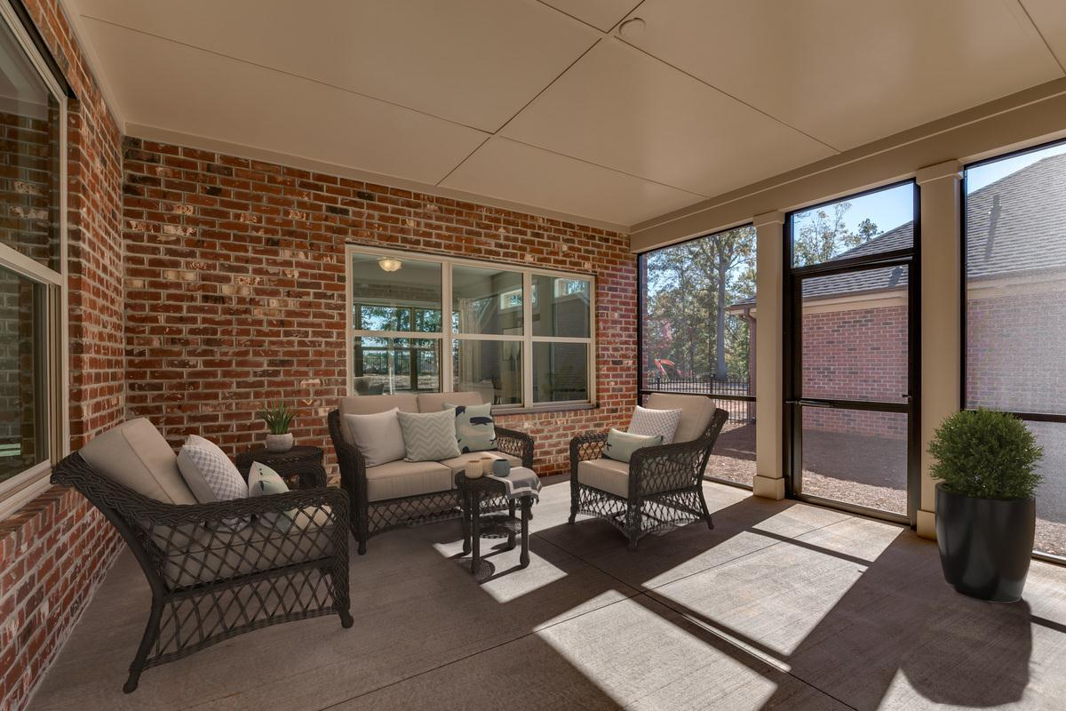 'The Courtyards at Tega Cay' by NewStyle Communities in Charlotte