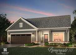 Promenade III - Charlotte Corporate - The Courtyards at Eastfield Farm: Huntersville, North Carolina - Epcon Communities
