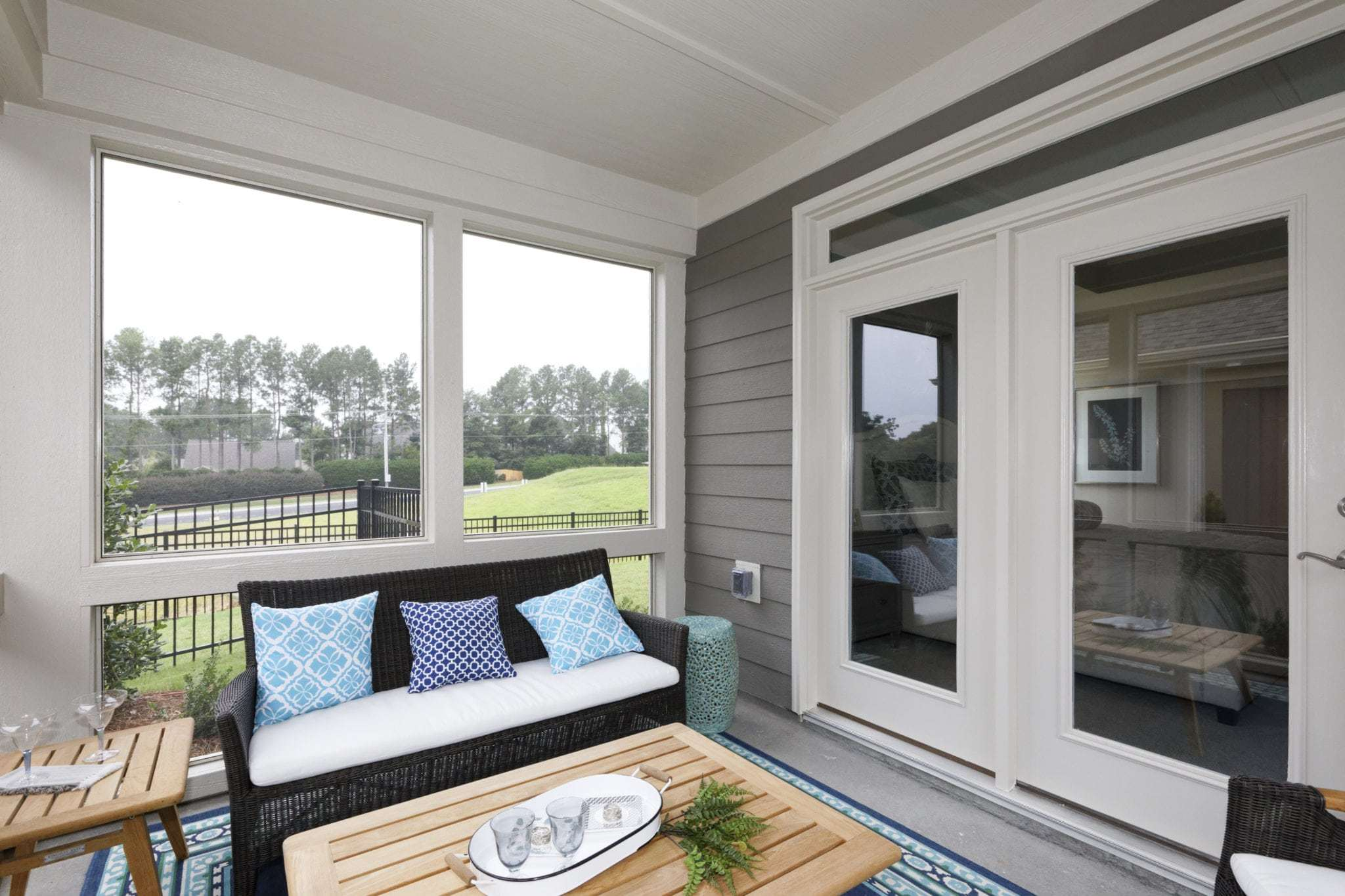 Exterior featured in the Palazzo By Epcon Communities in Raleigh-Durham-Chapel Hill, NC