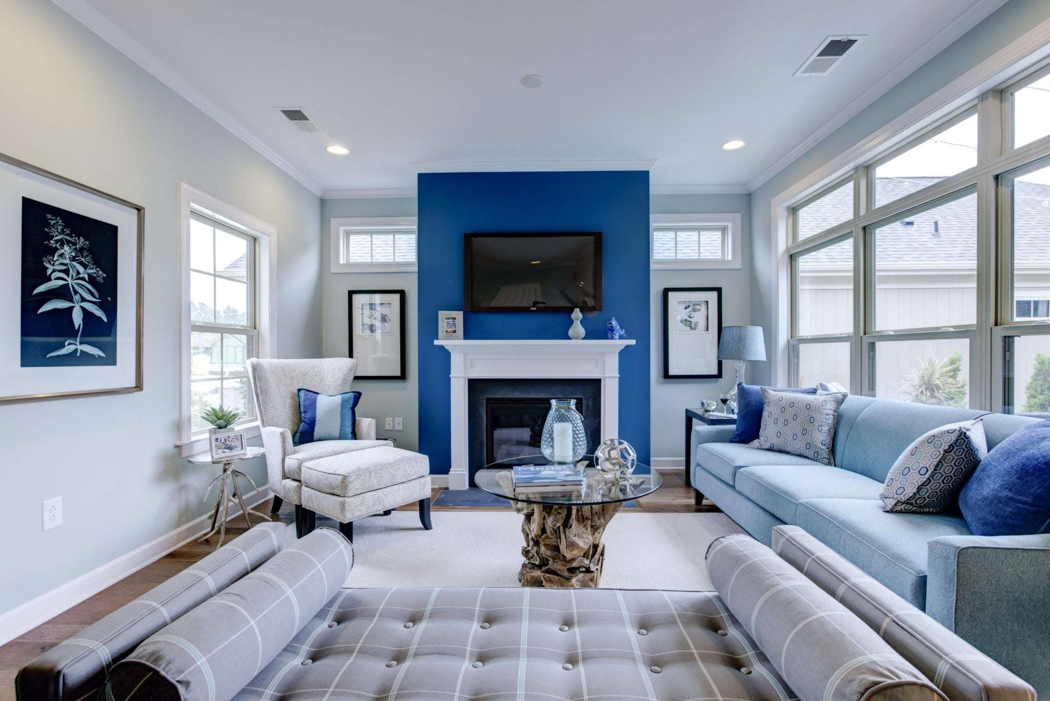 Living Area featured in the Palazzo By Epcon Communities in Charlotte, NC