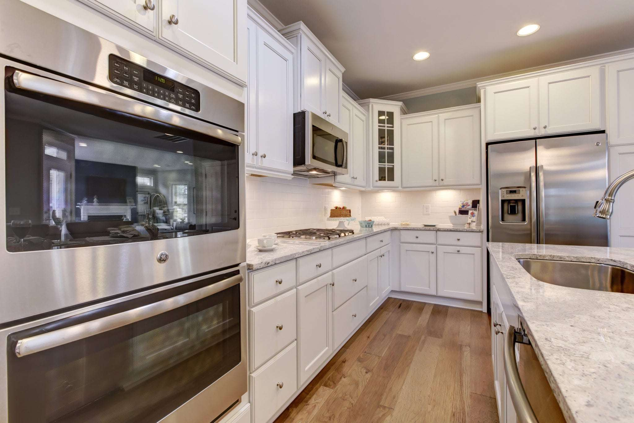 Kitchen featured in the Palazzo By Epcon Communities in Charlotte, NC
