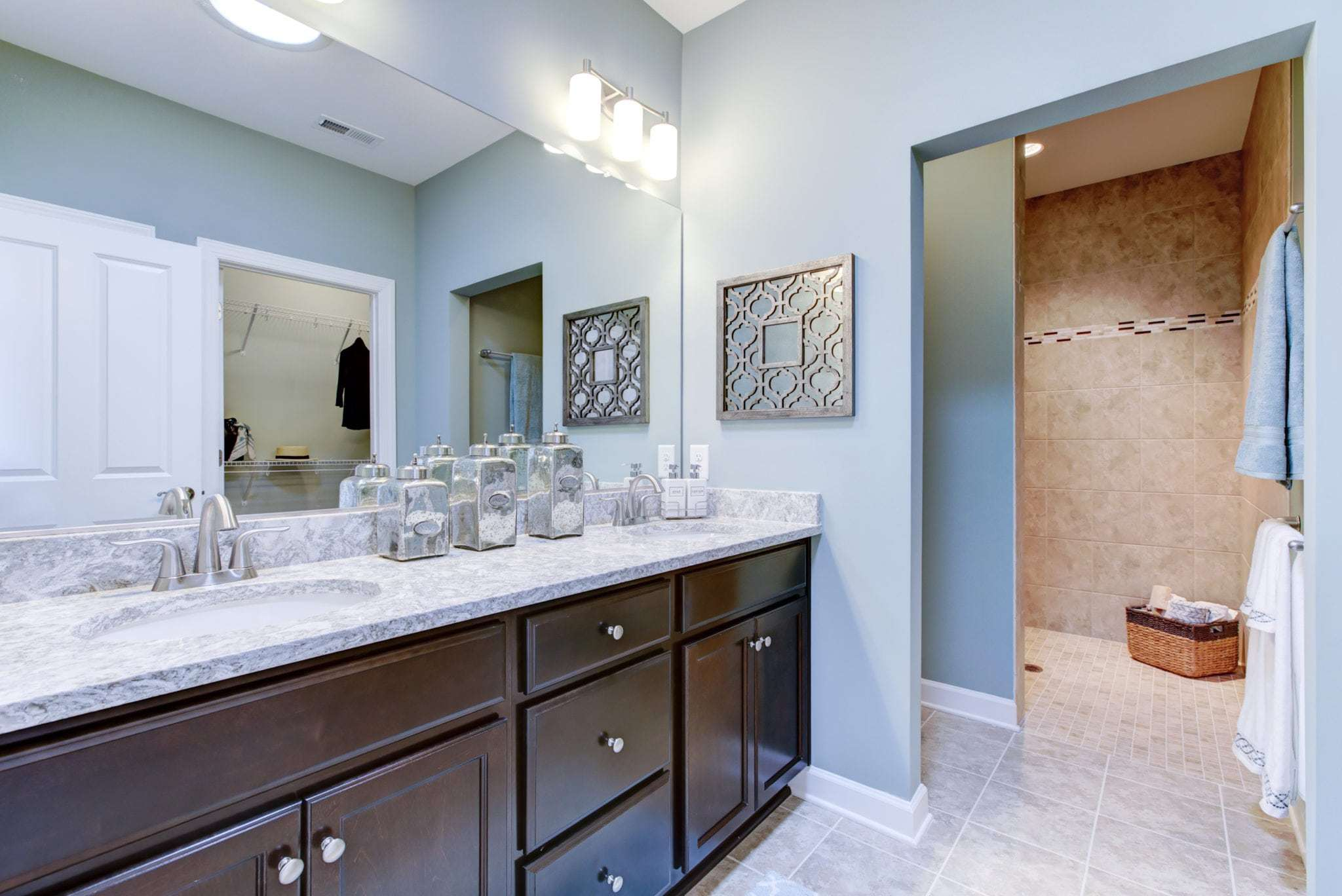 Bathroom featured in the Palazzo By Epcon Communities in Raleigh-Durham-Chapel Hill, NC