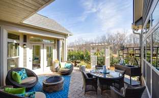 The Courtyards on Robinson Church by Epcon Communities in Charlotte North Carolina