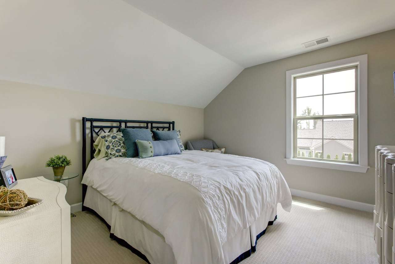 Bedroom featured in the Portico By Epcon Communities in Raleigh-Durham-Chapel Hill, NC