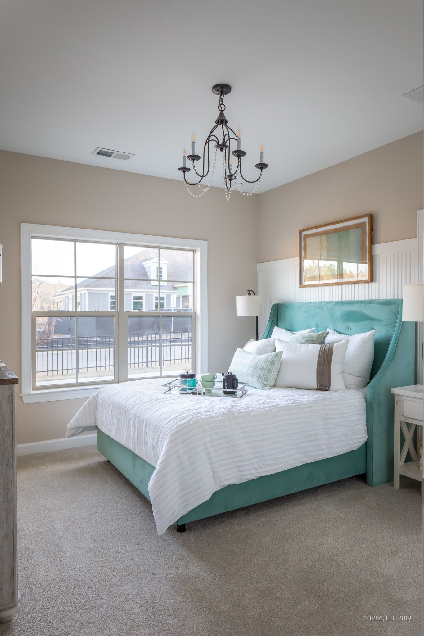Bedroom featured in the Promenade III - Raleigh Corporate By Epcon Communities