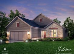 Salerno - The Courtyards at West Cary: Cary, North Carolina - Epcon Communities