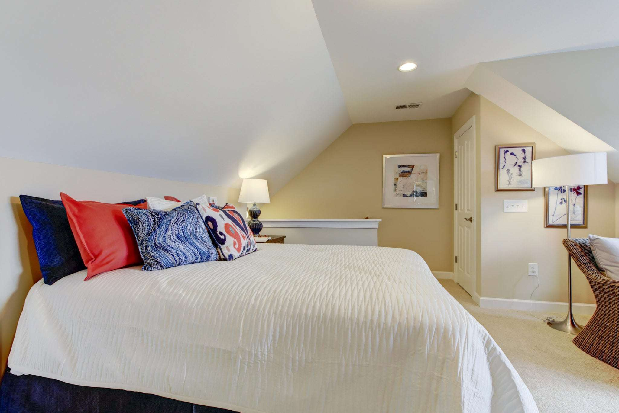 Bedroom featured in the Palazzo By Epcon Communities in Raleigh-Durham-Chapel Hill, NC