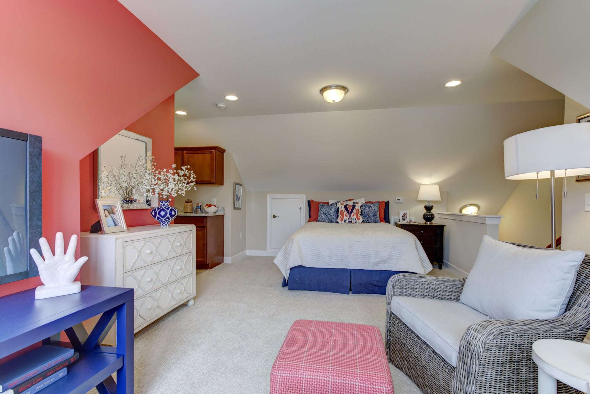 Bedroom featured in the Palazzo By Epcon Communities in Charlotte, NC