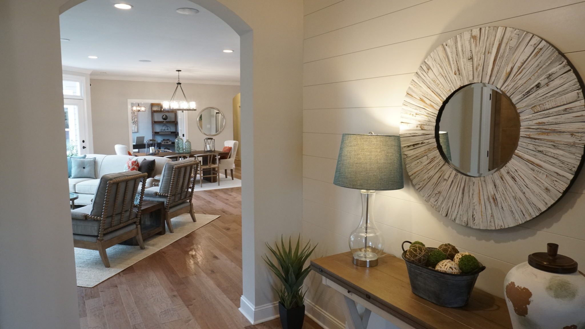 Living Area featured in the Promenade III - Charlotte Corporate By Epcon Communities