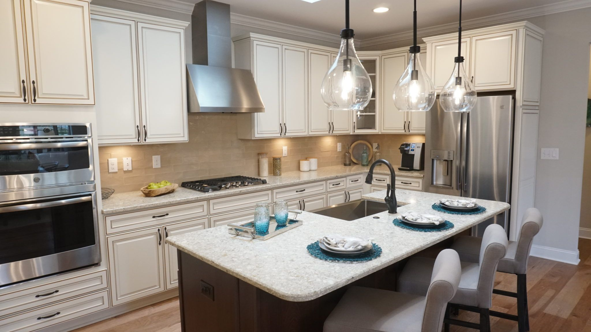 Kitchen featured in the Promenade III - Charlotte Corporate By Epcon Communities in Charlotte, NC