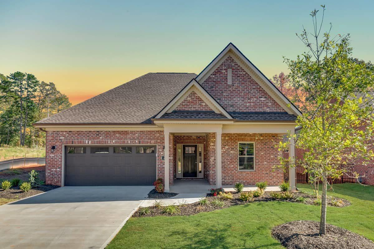 Exterior featured in the Piazza By NewStyle Communities in Charlotte, SC