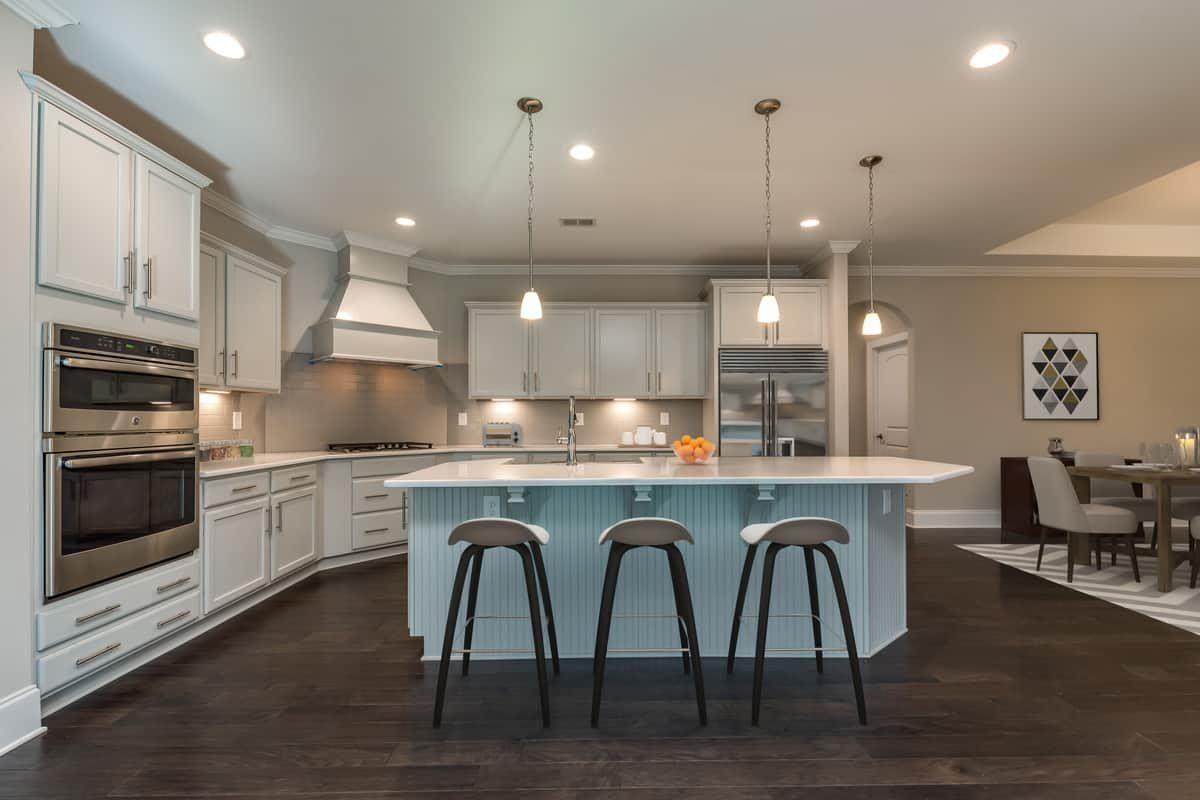 Kitchen featured in the Piazza By NewStyle Communities in Charlotte, SC