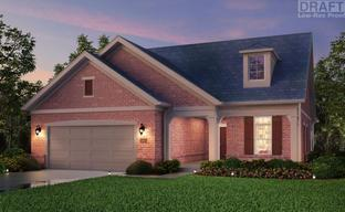 Paxton Meadows by NewStyle Communities in Greenville-Spartanburg South Carolina