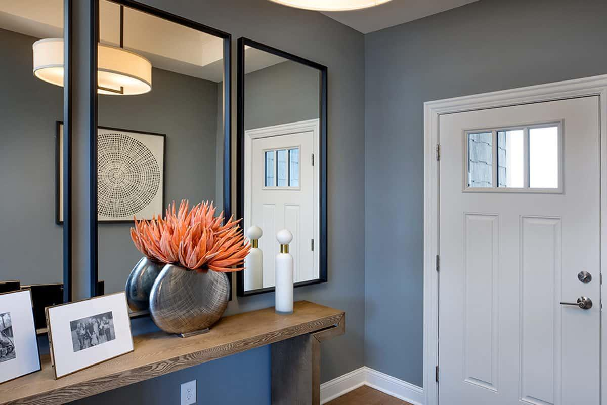 Living Area featured in the Promenade III By NewStyle Communities in Greenville-Spartanburg, SC