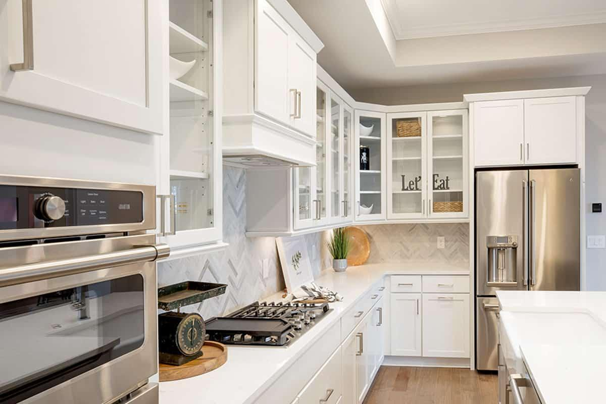Kitchen featured in the Promenade III By NewStyle Communities in Greenville-Spartanburg, SC