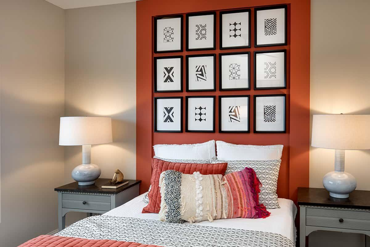 Bedroom featured in the Promenade III By NewStyle Communities in Greenville-Spartanburg, SC