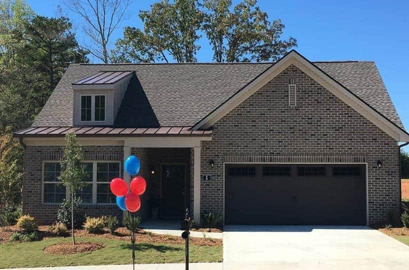 Exterior featured in the Portico By NewStyle Communities in Greenville-Spartanburg, SC
