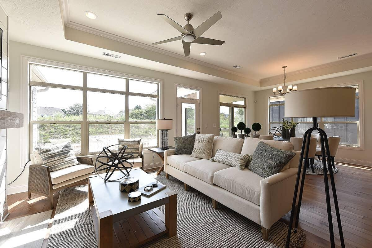 Living Area featured in the Torino By NewStyle Communities in Greenville-Spartanburg, SC